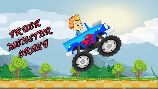 Monster Truck Boy Racer - kids