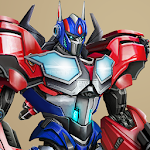 Battle of Transformers Icon
