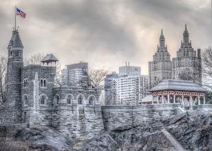 Photo: Belvedere Castle - NYC