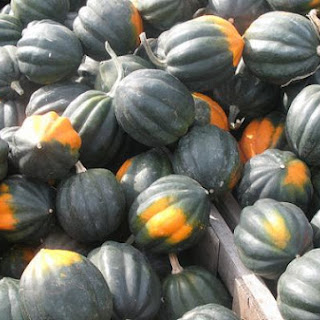 Over The Top Acorn Squash