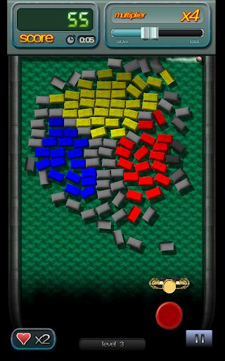 Steen Void - Brick Breaker
