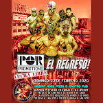 Lucha Libre Monthly at Desert Rose