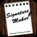 Signature Maker- Signature Creator Real icon