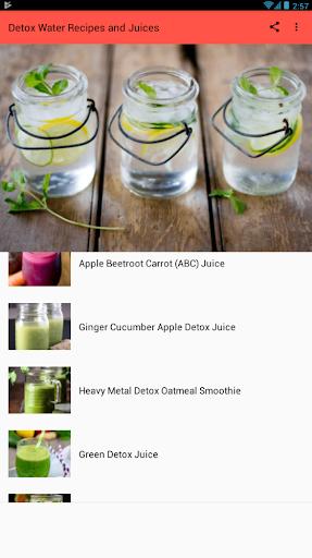 47 Detox Drinks Recipes screenshot