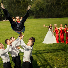 Wedding photographer Andrey Likhosherstov (photoamplua). Photo of 07.01.2015