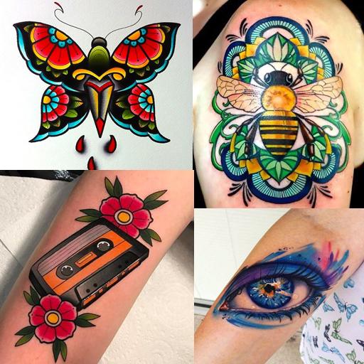 90000 Tattoo Ideas Design Aplikasi Di Google Play
