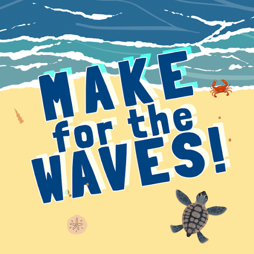 Make for the Waves!