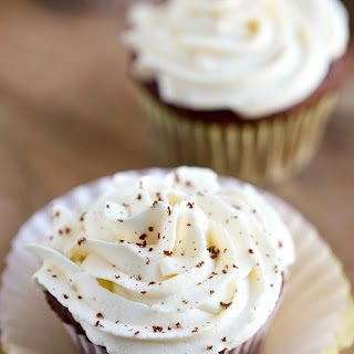 Whipped Buttercream Frosting.