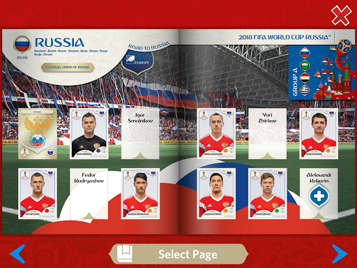 Panini Sticker Album 2.3.0 screenshots 10