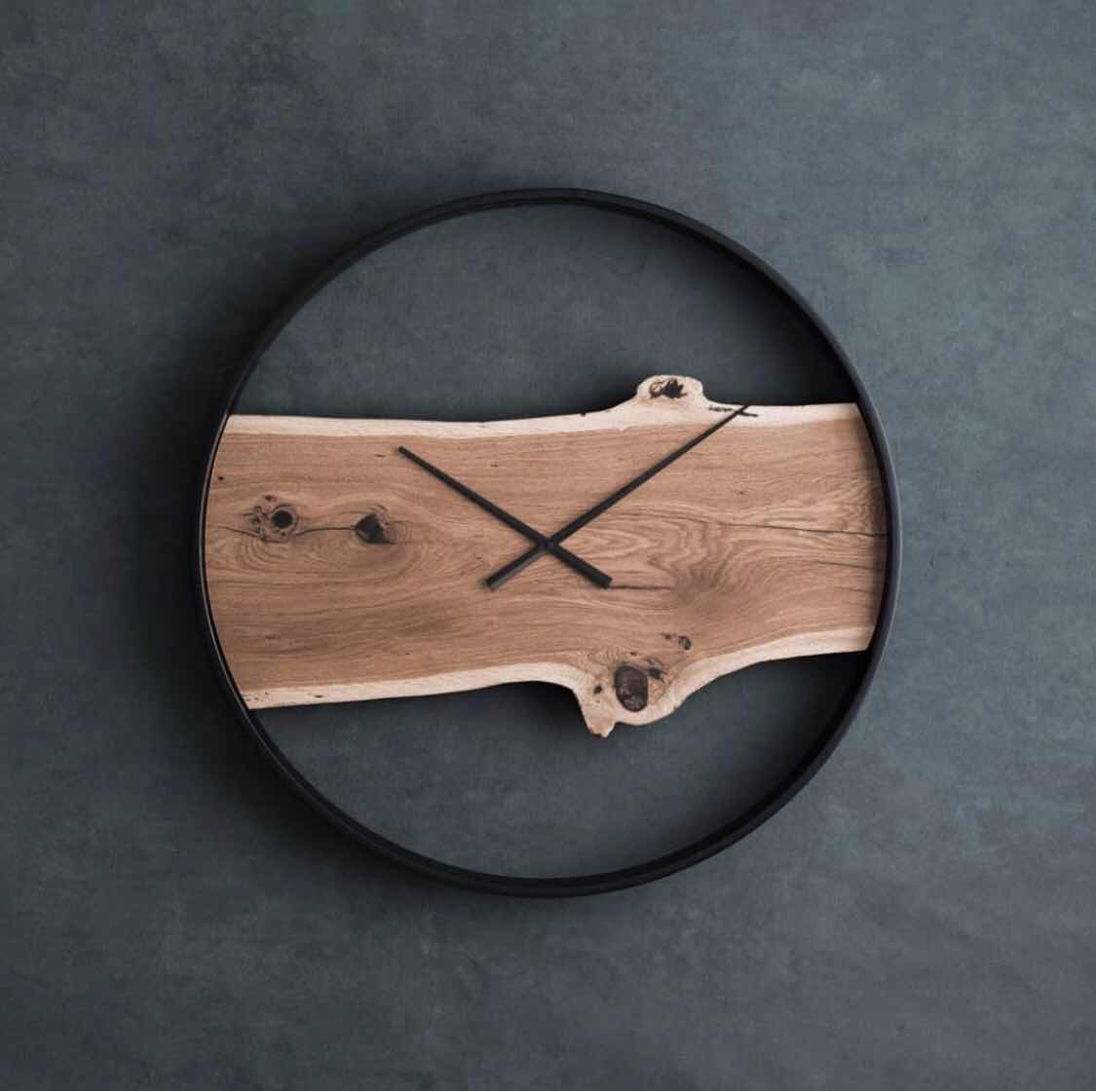 The Oak Clock