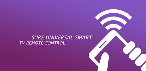 TV SURE Universal  Remote Control Guide for PC