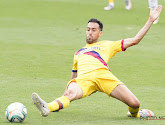 Mauvaise nouvelle confirmée pour Sergio Busquets et le Barça