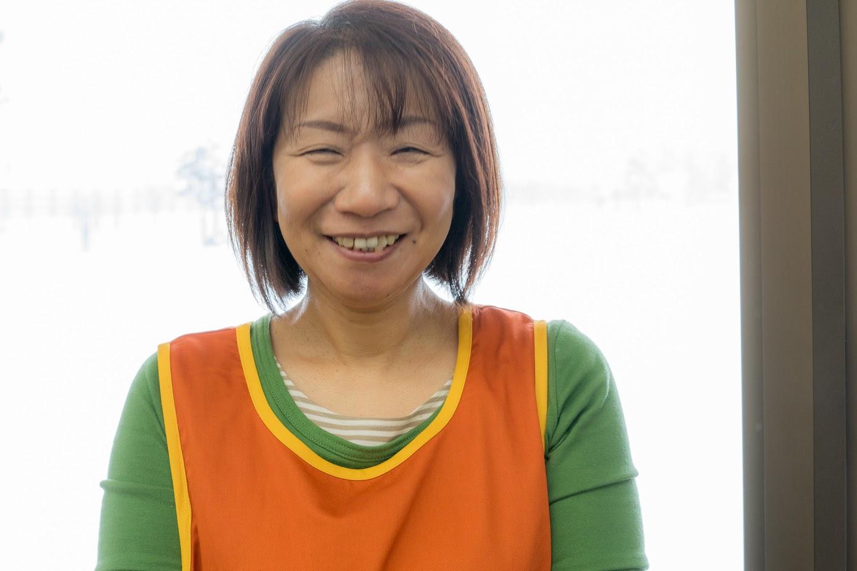 大友優子さん