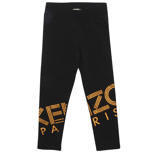 Primary image of Kenzo Black Logo Leggings