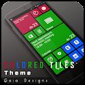 Colored Tiles Theme icon
