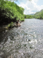 Photo: Mountain Fork River