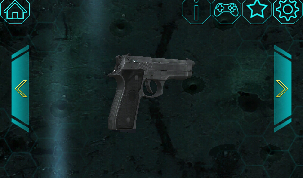 Gun Camera 3D 2 Gun Simulator- screenshot