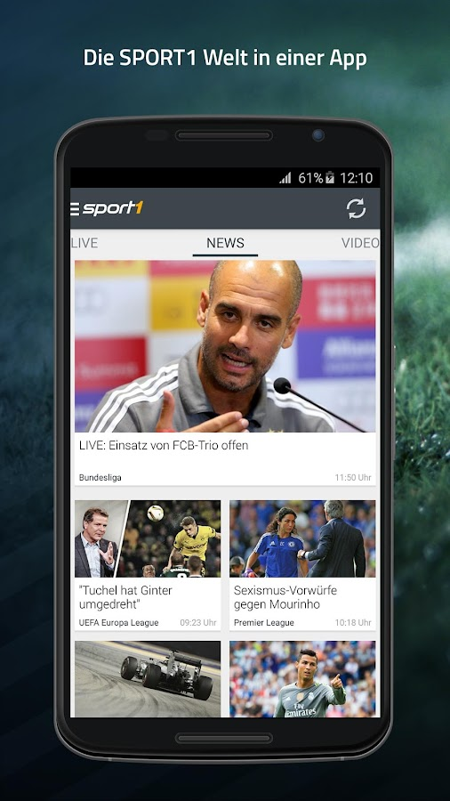 SPORT1- screenshot
