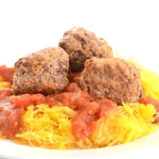 Make Ahead Basic Meatballs