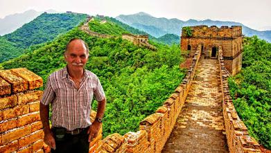 Photo: Auf der chinesischen Mauer