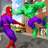 Super Monster Hero City Games