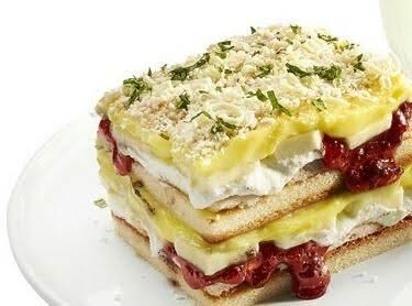 April Fools:  Faux Lasagna