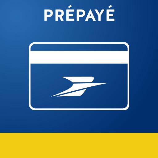 Prépayé par la Banque Postale Icon