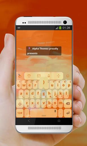 玩個人化App|橙色Snakefly TouchPal免費|APP試玩