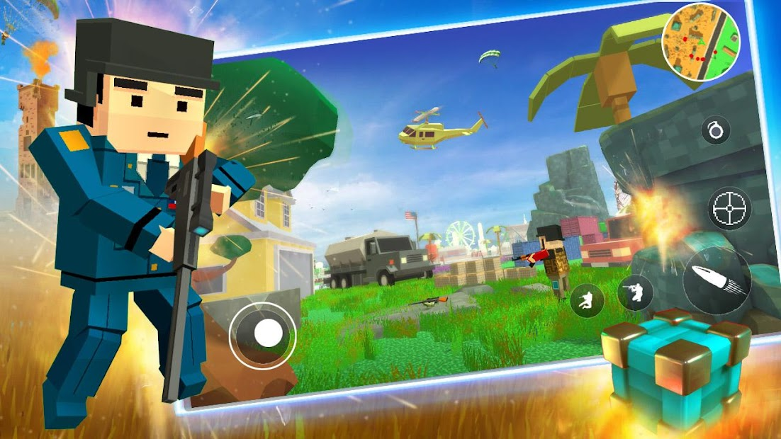 Battle Ground War Mod Apk (Unlimited Money) 2