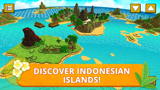 Indonesia Craft: City Building & Crafting in Asia Screenshot