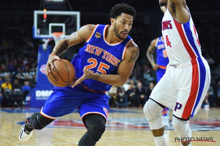 Negende overwinning op rij voor de New York Knicks in de NBA, verrassende nederlaag voor Utah Jazz