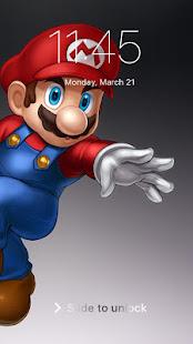 Mario Wallpaper Cute Super Game Screen Lock