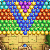Bubble Shooter Lost Temple