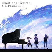 Emotional Anime on Piano, Vol. 1
