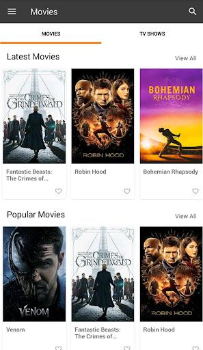Show HD box movies 15.0 screenshots 1
