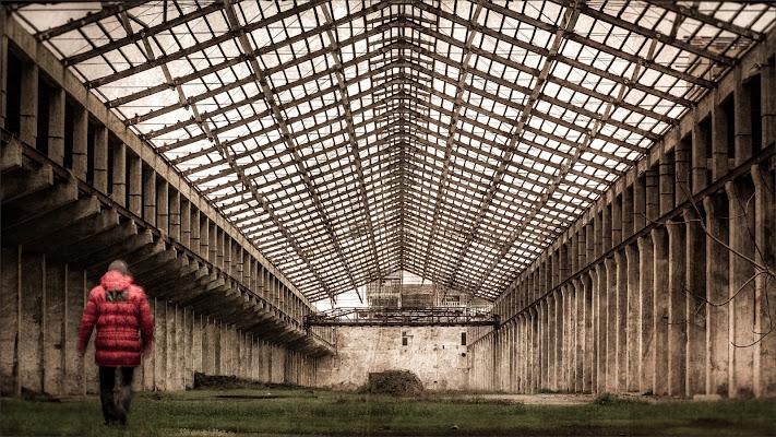 Ex stabilimento Montedison di alberto raffaeli
