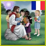 Children Bible In French Icon