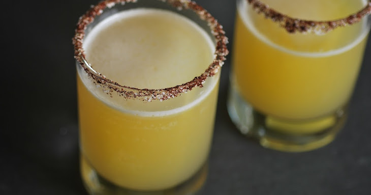 Pineapple Margaritas Recipe