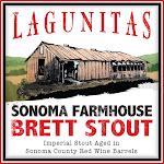 Lagunitas Sonoma Farmhouse Brett Stout