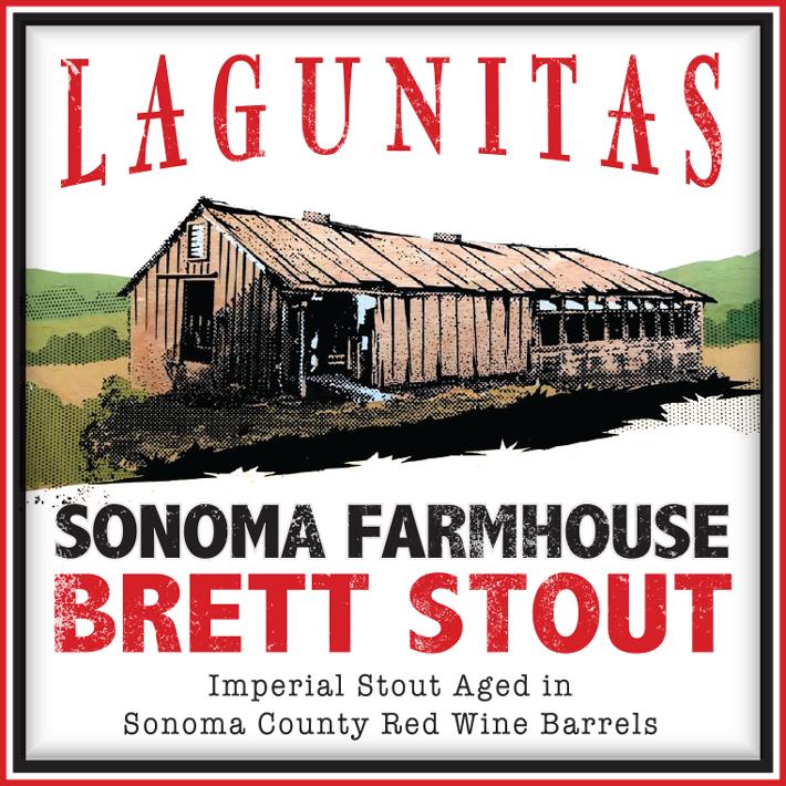 Logo of Lagunitas Sonoma Farmhouse Brett Stout