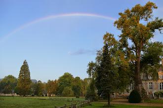 Photo: Vendredi 19 septembre 2014 : arc-en-ciel