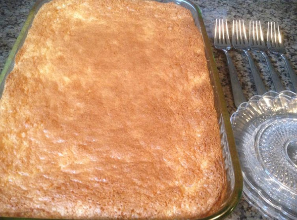Angel Food Pineapple Cake Recipe
