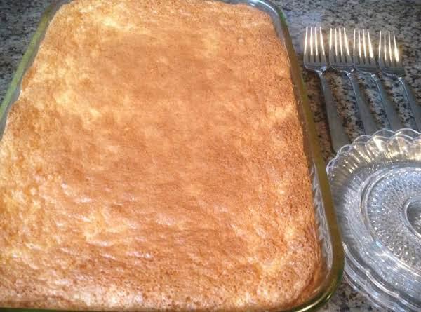 Angel Food Pineapple Cake