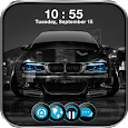 Black BMW Theme apk