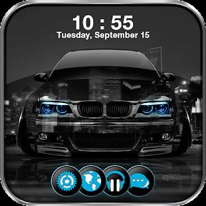 Black BMW Theme for PC
