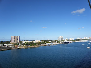 Photo: San Juan from the deck