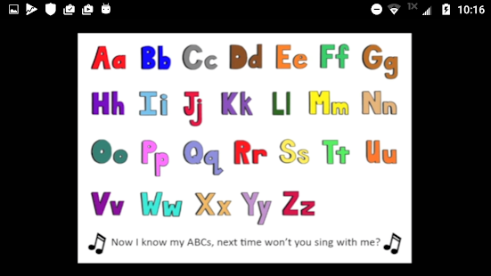 Alphabet Explorer- screenshot thumbnail