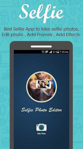 selfieのフォトエディタ2015