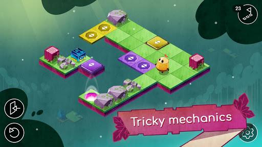 Acorn Tilewalker: Go on a puzzle adventure cheat screenshots 2