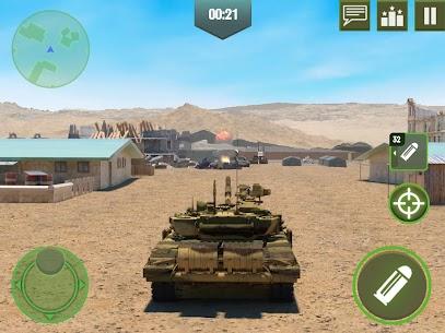War Machines: Free Multiplayer Tank Shooting Games 9